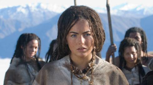 Camilla Belle in «10,000 B.C.»