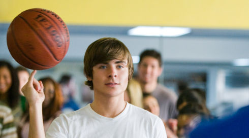 Zac Efron in «17 Again»