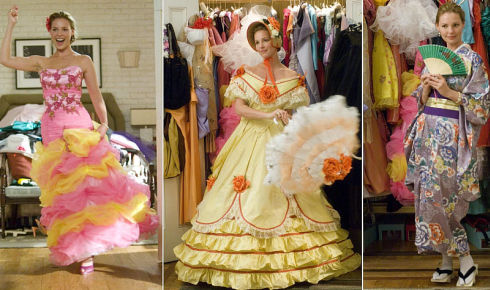 Katherine Heigl in «27 Dresses»