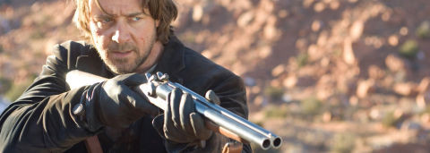Russell Crowe in «3:10 to Yuma»