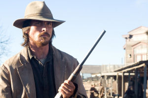 Christian Bale in «3:10 to Yuma»