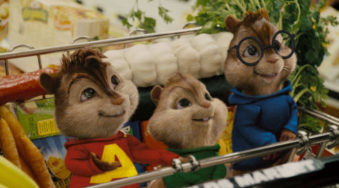 «Alvin and the Chipmunks»