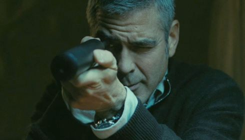 George Clooney in «The American»
