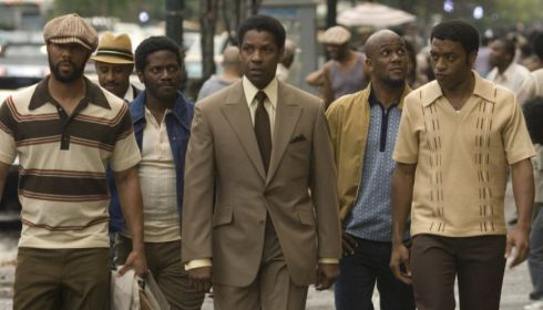 Denzel Washington in «American Gangster»