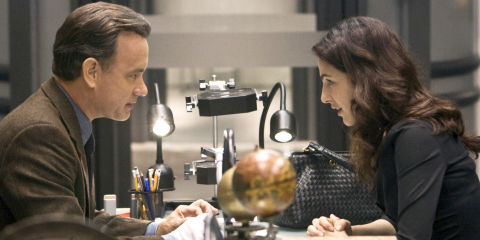 Tom Hanks und Ayelet Zurer in «Angels & Demons»