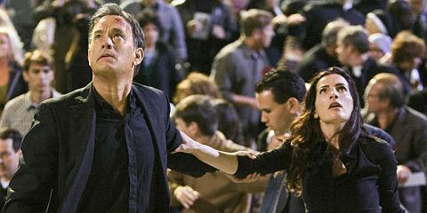 Tom Hanks und Ayelet Zurer in «Angels & Demons»