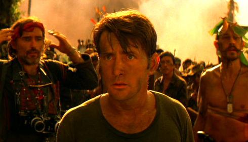 Dennis Hopper, Martin Sheen und Frederic Forrest in «Apocalypse Now»