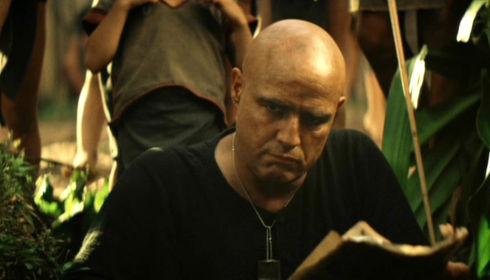Marlon Brando in «Apocalypse Now»