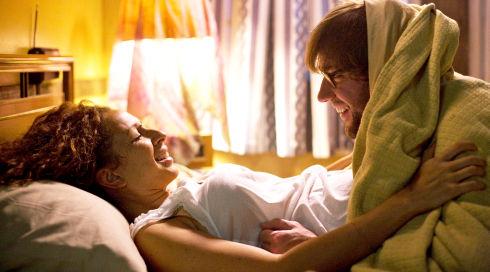 Maya Rudolph und John Krasinski in «Away We Go»
