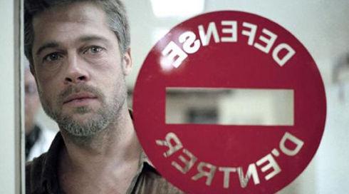 Brad Pitt in «Babel»