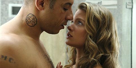 Vin Diesel und Mélanie Thierry in «Babylon A.D.»