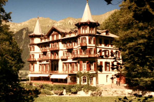 Grandhotel Giessbach in «Band of Brothers»