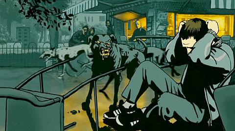 «Waltz With Bashir» von Ari Folman