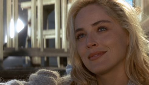 Sharon Stone in «Basic Instinct»