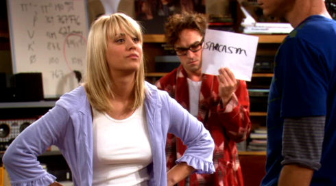 Kaley Cuoco, Johnny Galecki und Jim Parsons in «The Big Bang Theory»