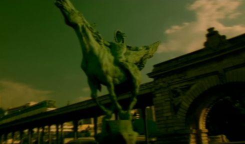 Pont de Bir-Hakeim in «Le fabuleux destin d'Amélie Poulain»