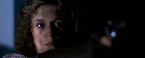 Frances McDormand in «Blood Simple.»