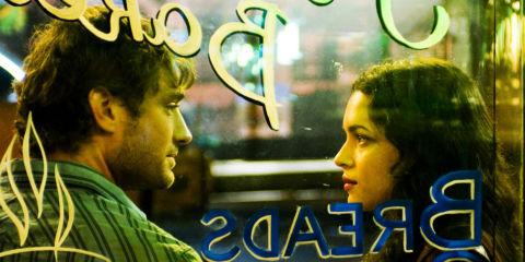 Jude Law und Norah Jones in «My Blueberry Nights»