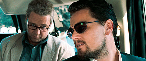 Russell Crowe und Leonardo DiCaprio in «Body of Lies»