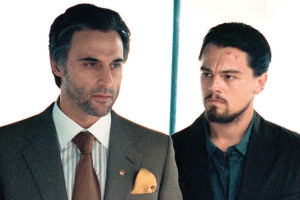 Mark Strong und Leonardo DiCaprio in «Body of Lies»