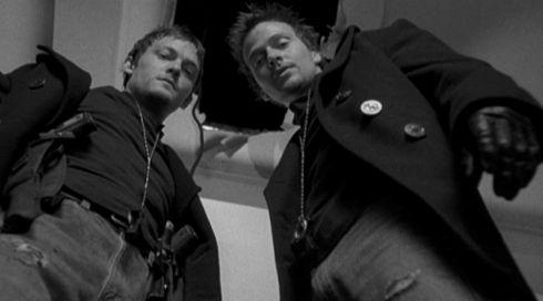 Norman Reedus und Sean Patrick Flanery in «The Boondock Saints»