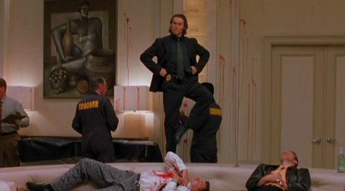 Willem Dafoe in «The Boondock Saints»