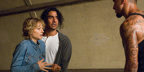 Jodie Foster und Naveen Andrews in «The Brave One»