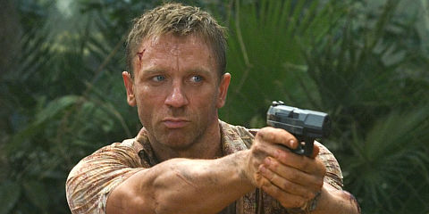 Daniel Craig in «Casino Royale»