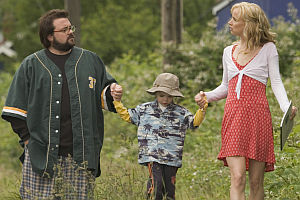 Kevin Smith und Juliette Lewis in «Catch and Release»
