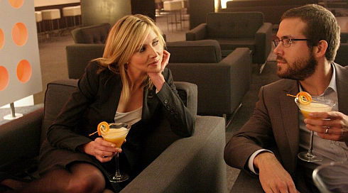 Sarah Chalke und Ryan Reynolds in «Chaos Theory»