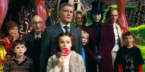 «Charlie and the Chocolate Factory»