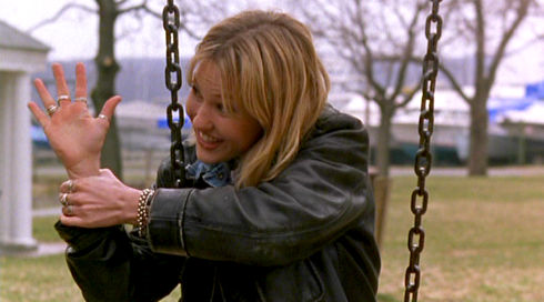 Joey Lauren Adams in «Chasing Amy»