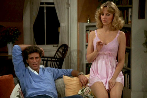Ted Danson und Shelley Long in «Cheers»