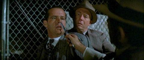 Jack Nicholson in «Chinatown»