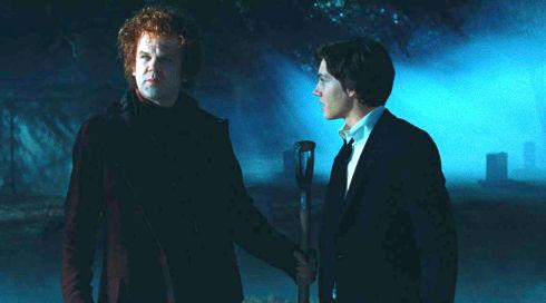 John C. Reilly und Chris Massoglia in «Cirque du Freak: The Vampire's Assistant»