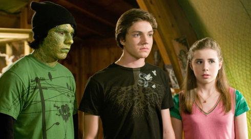Patrick Fugit, Chris Massoglia und Jessica Carlson in «Cirque du Freak: The Vampire's Assistant»