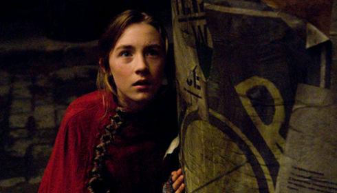 Saoirse Ronan in «City of Ember»