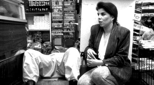 Brian O'Halloran und Marilyn Ghigliotti in «Clerks.»