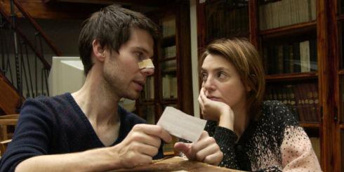 Lionel Baier und Natacha Koutchoumov in «Comme des voleurs (à l'Est)»