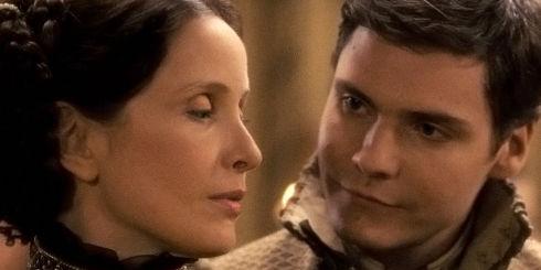 Julie Delpy und Daniel Brühl in «The Countess»