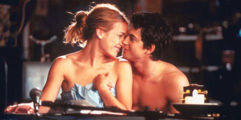 Piper Perabo und Adam Garcia in «Coyote Ugly»
