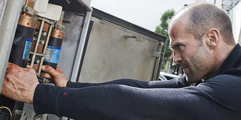 Jason Statham in «Crank 2: High Voltage»