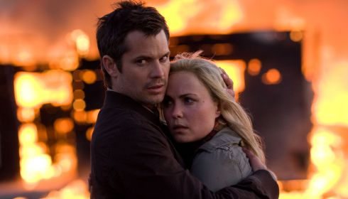 Timothy Olyphant und Radha Mitchell in «The Crazies»