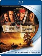 «Pirates of the Caribbean: The Curse of the Black Pearl»