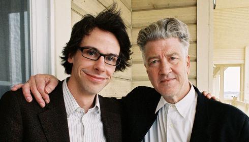 David Sieveking und David Lynch in «David Wants to Fly»