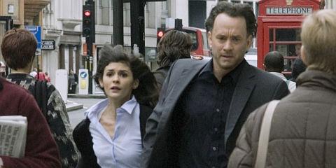 Audrey Tautou und Tom Hanks in «The Da Vinci Code»