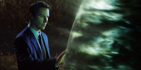 Keanu Reeves in «The Day The Earth Stood Still»