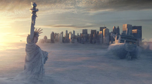 «The Day After Tomorrow»