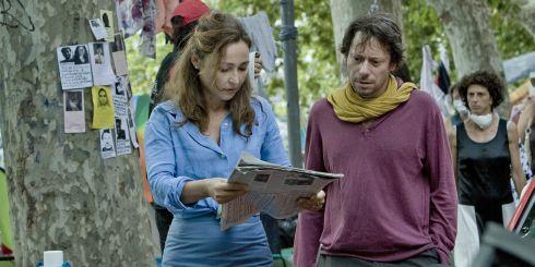 Catherine Frot und Mathieu Amalric in «Les derniers jours du monde»