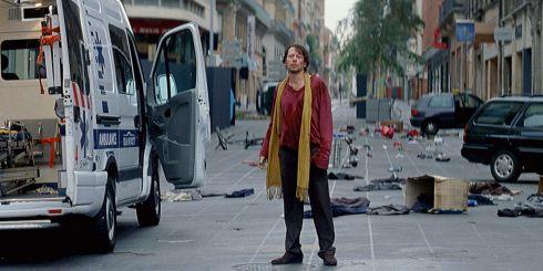 Mathieu Amalric in «Les derniers jours du monde»